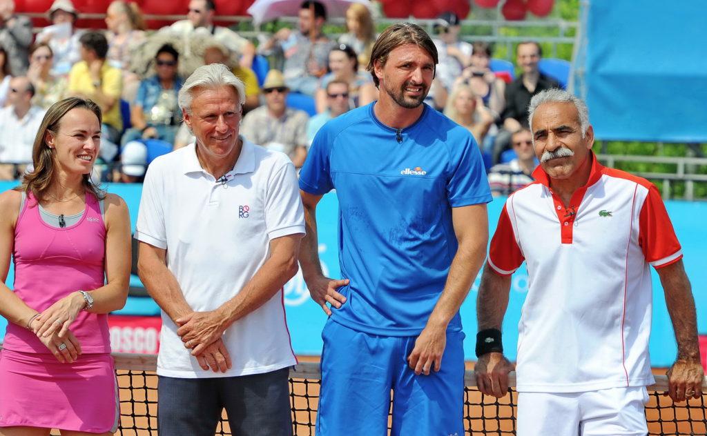Бьорн Борг – легенда мирового тенниса
