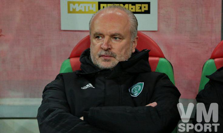 Игорь Шалимов: «Мы потеряли очень важное для нас очко»