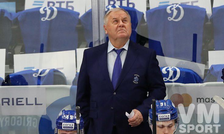 """Владимир Крикунов: """"Ключевым фактором в этой серии стали две наши первые победы"""""""