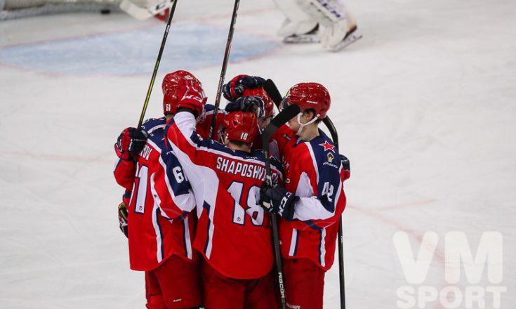 «Красная Армия» берёт реванш у «Риги» и на победной волне заходит в плей-офф