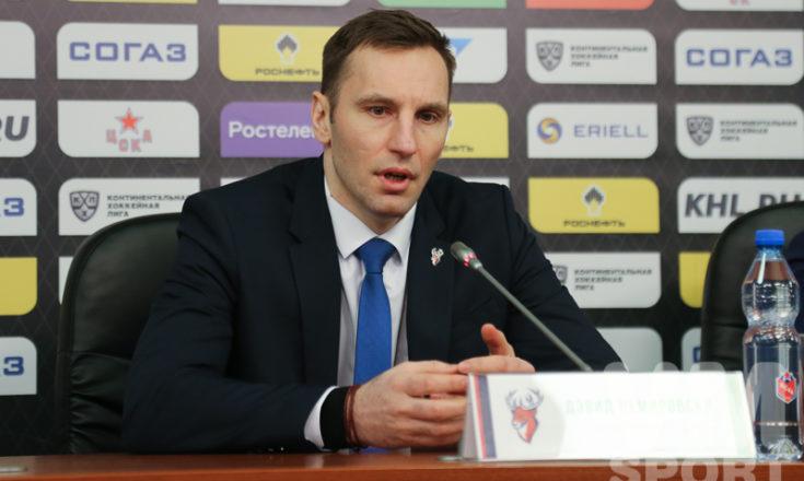 Дэвид Немировски: «Мы неправильно начали играть с первых минут матча»