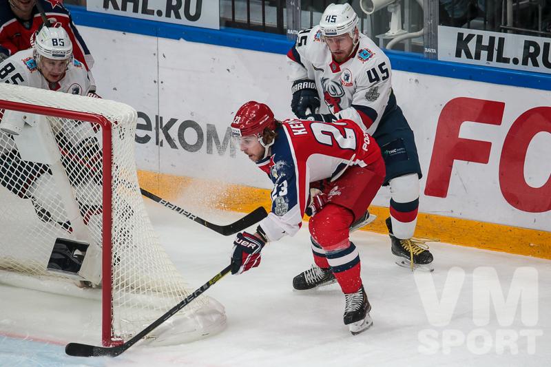 ЦСКА начал новый поход за Кубком Гагарина по плану Никитина