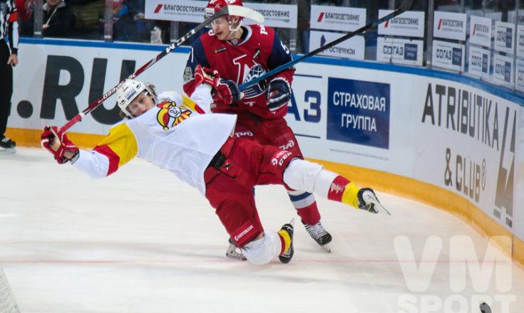«Йокерит» продолжает победную серию с  «Локомотивом»