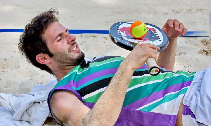 Командный Чемпионат мира по пляжному теннису в Москве отменен