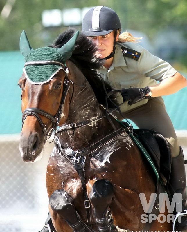Знакомьтесь. Конкур – вид конного спорта