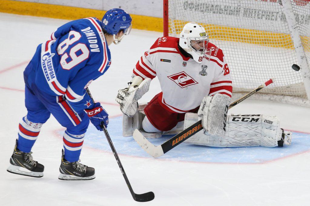 Артур Демидов: «Хоккей – это вся моя жизнь»