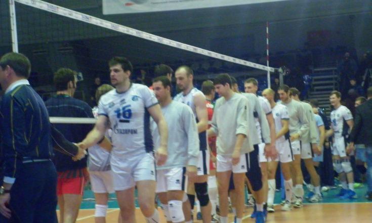 А вот была поездочка! Белгород. Волейбол. Часть первая.