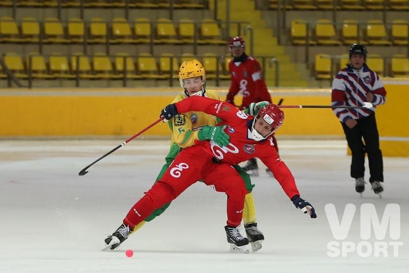 Кубок мира по хоккею с мячом пройдет в декабре в Красноярске