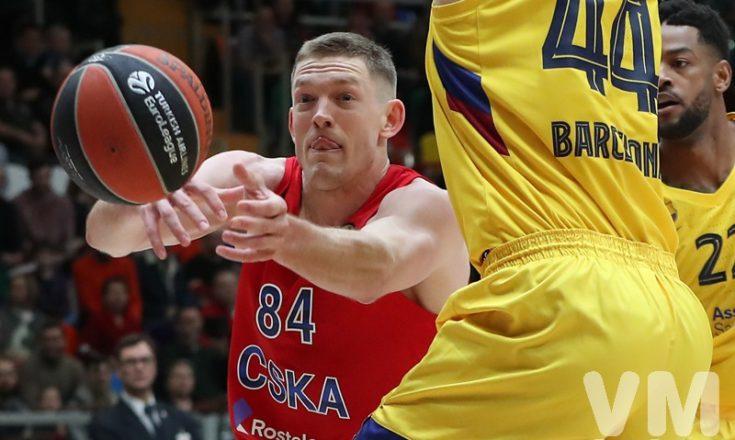Рон Бэйкер покидает ЦСКА