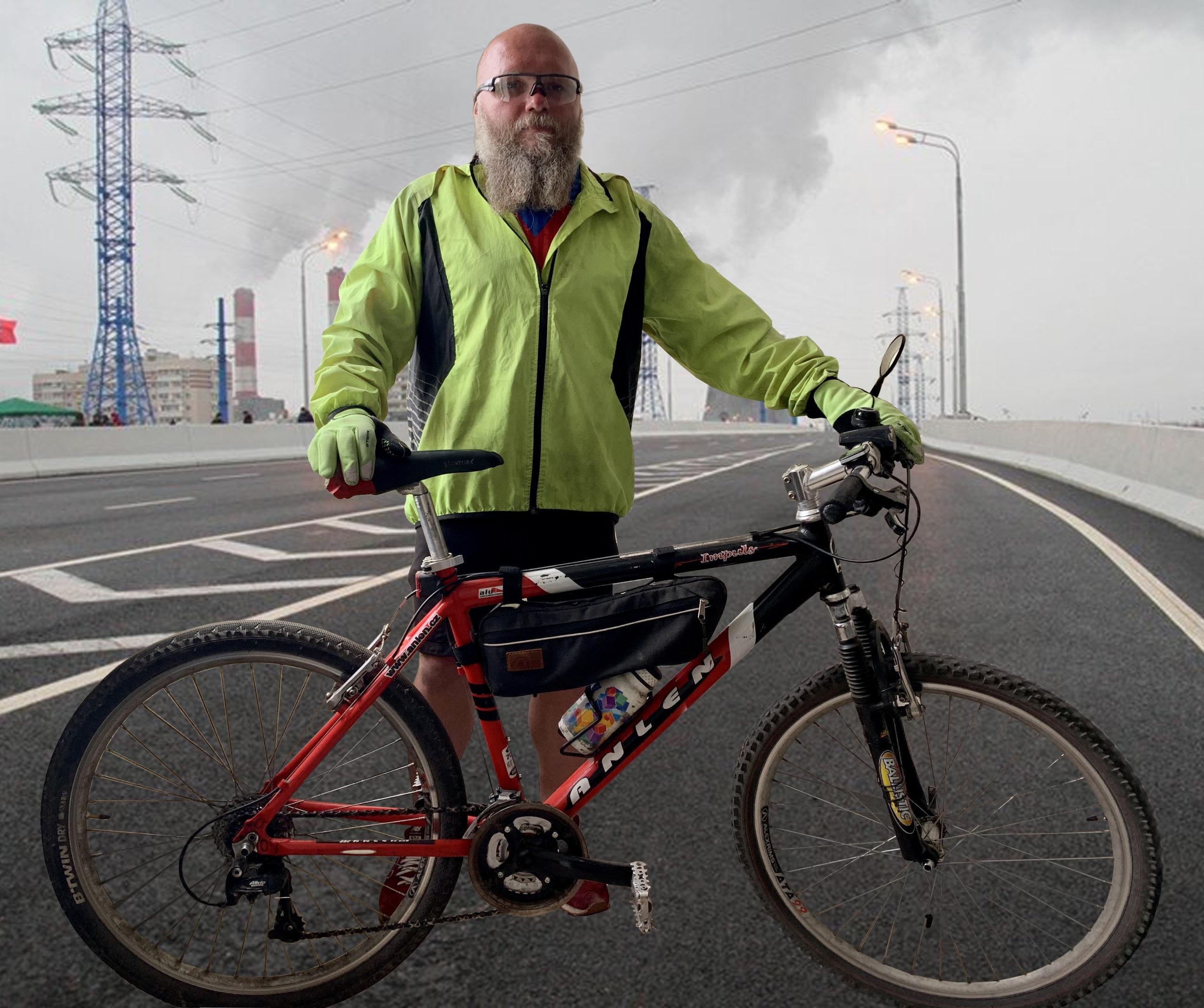 Велосипед как лучший способ самоизоляции во время пандемии