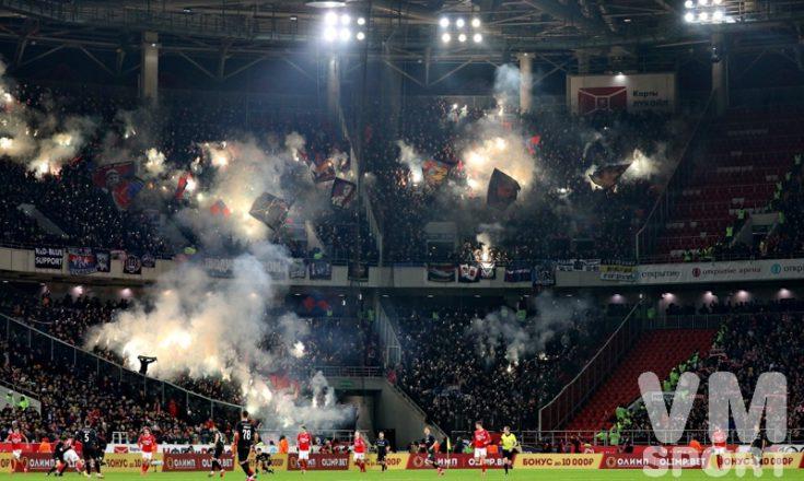 Роспотребнадзор согласовал проведение матчей РПЛ со зрителями