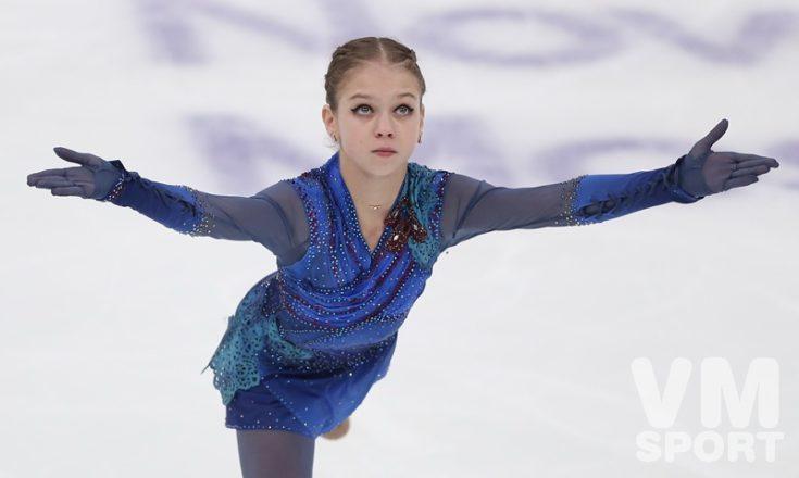Александра Трусова перешла от Тутберидзе к Плющенко