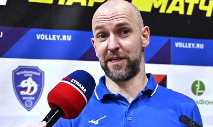 Алексей Вербов стал главным тренером «Кузбасса»