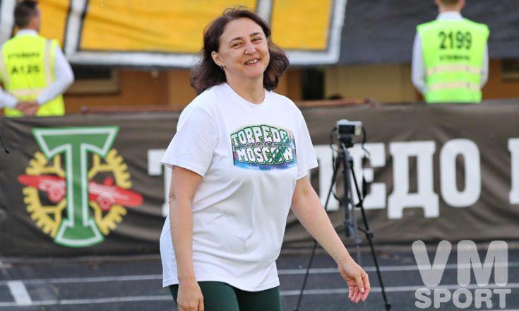 Елена Еленцева покидает пост президента московского «Торпедо»