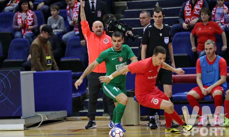 Чемпионата России по мини-футболу возобновится 1 августа
