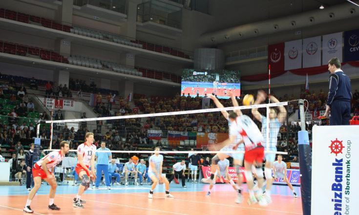 А вот была поездочка! Анкара. Волейбол. Часть первая.