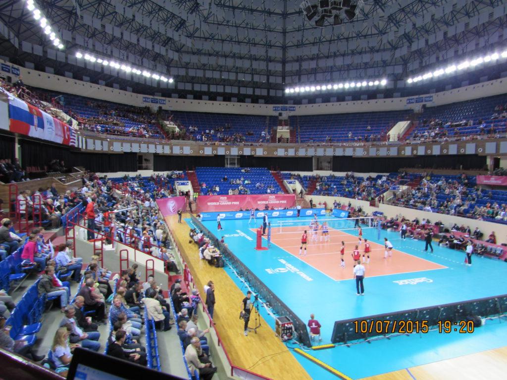 А вот была поездочка! Калининград. Волейбол. Окончание.
