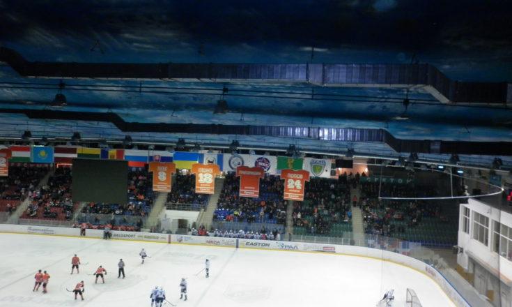 А вот была поездочка! Ангарск. Хоккей. ВХЛ.