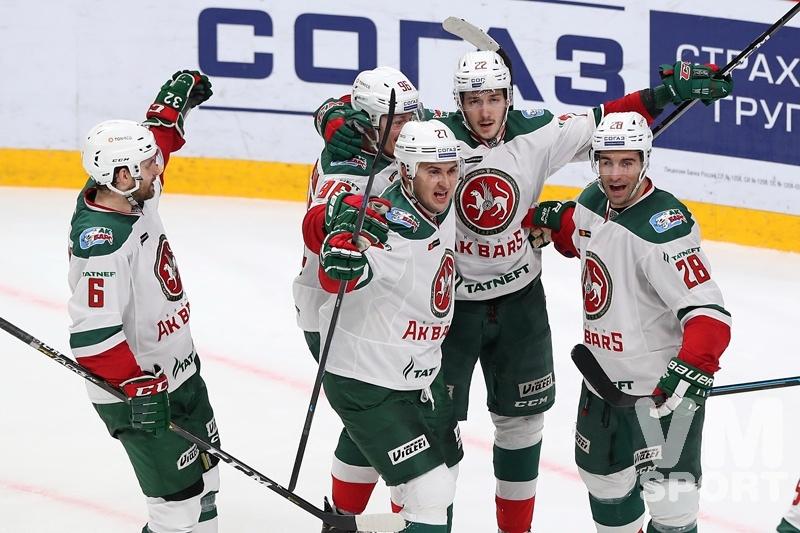 Стали известны даты турнира среди обладателей Кубка Гагарина в Казани