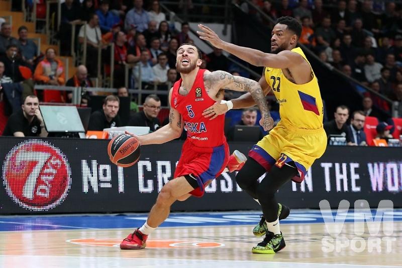 Майк Джеймс продлил контракт с ЦСКА до 2023 года