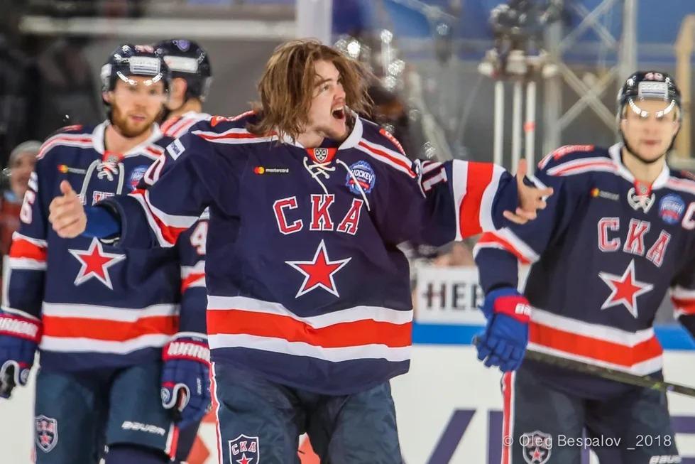 А вот была поездочка! Санкт-Петербург. КХЛ. Окончание.