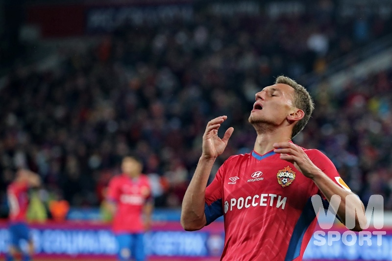 """""""Зенит"""" не оставил ЦСКА ни малейших шансов"""