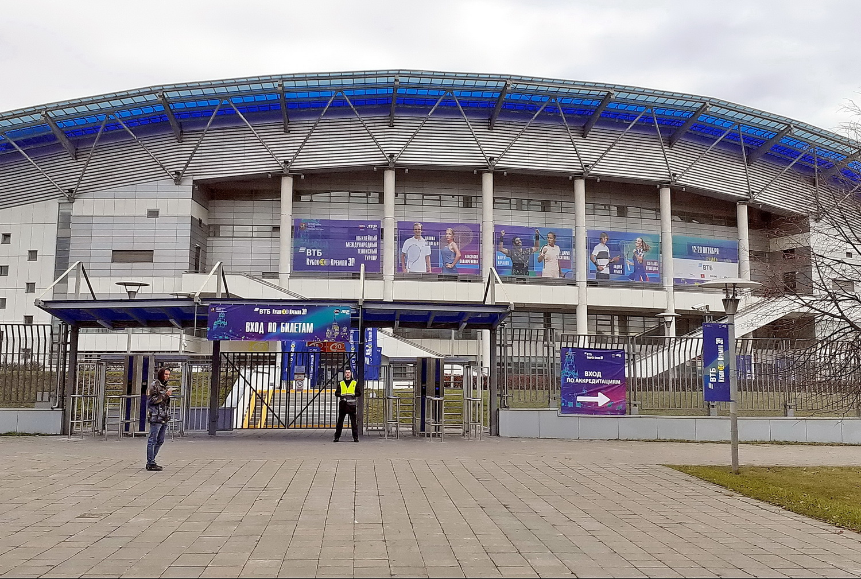 «ВТБ Кубок Кремля» в 2020 году не сможет пройти в «Крылатском»