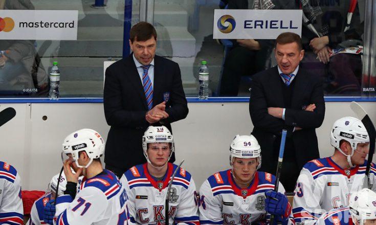 Валерий Брагин сменил Алексея Кудашова на посту главного тренера СКА