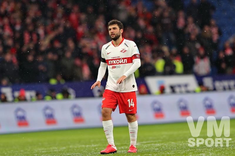 «Спартак» забивает в Туле три мяча и увозит важнейшую победу