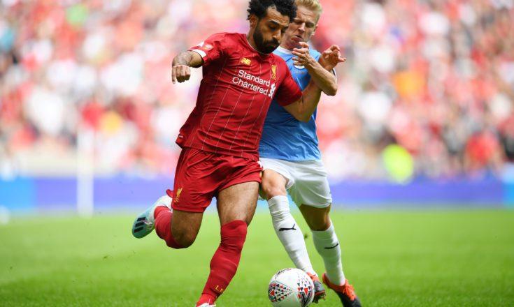 Александр Кержаков предлагает свой прогноз на матч «Манчестер Сити» – «Ливерпуль»
