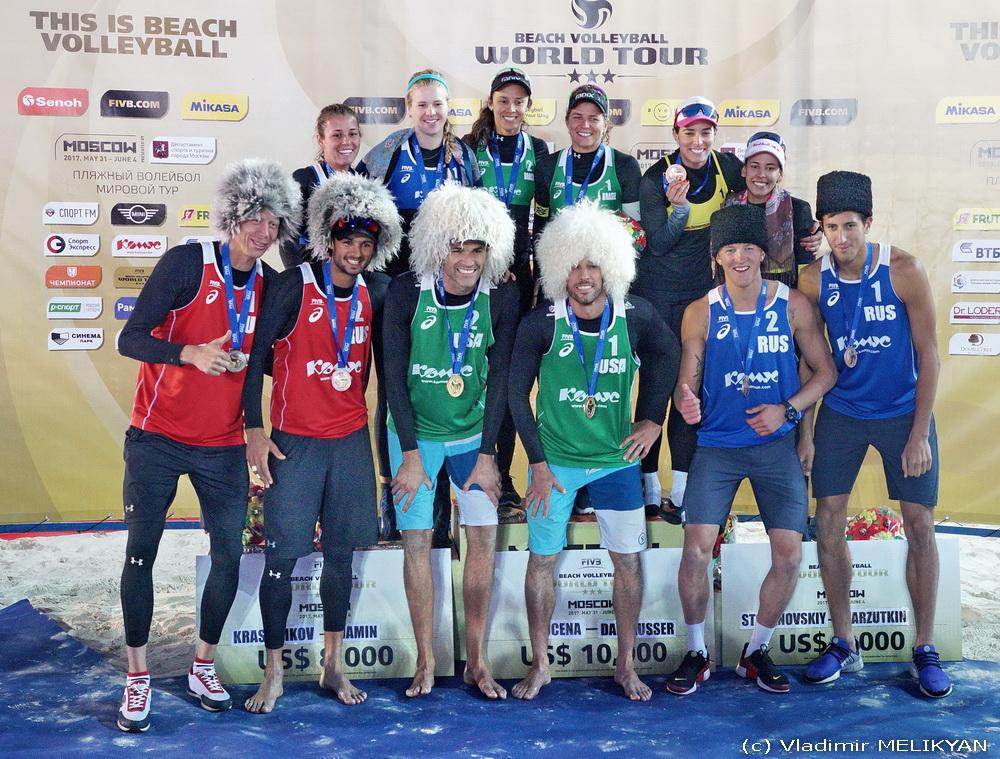 Пляжный волейбол вновь с нами!