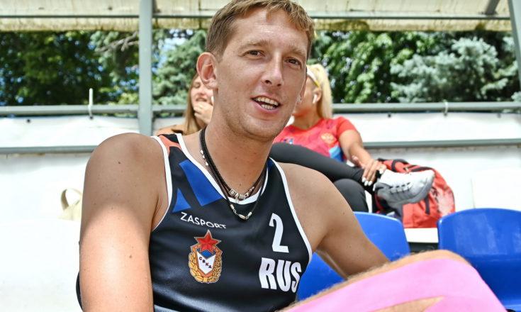 Константин Семёнов: «От самоизоляции – сплошной позитив, но по волейболу очень соскучился»