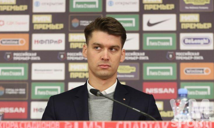 Томас Цорн покидает «Спартак»