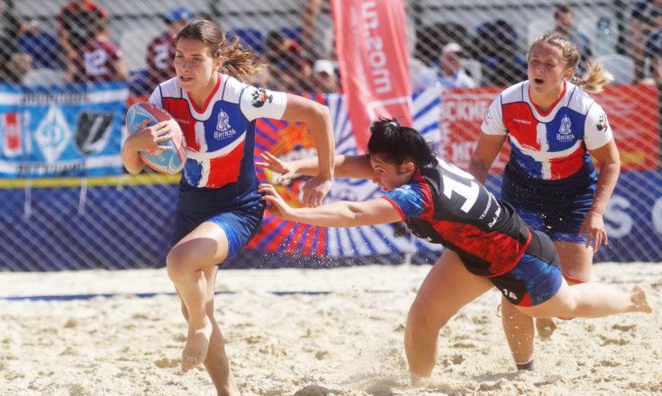 1 августа стартует Чемпионат России по регби-пляжное