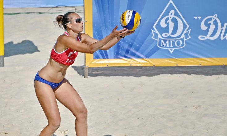 Плей-офф в пляжном волейболе дело тонкое