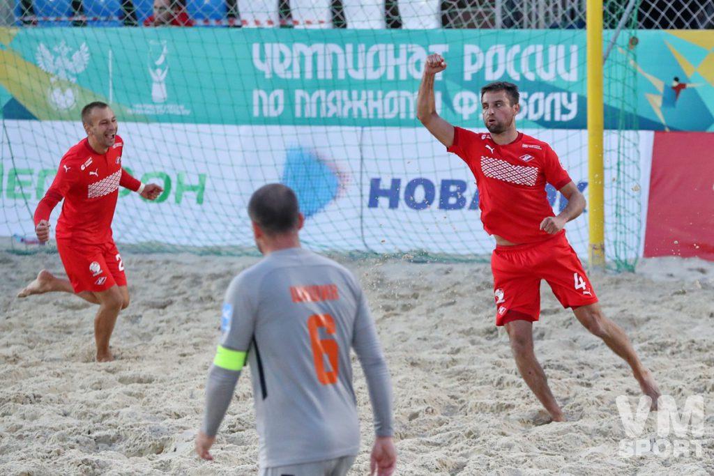 Пляжный футбол – продолжаем разговор