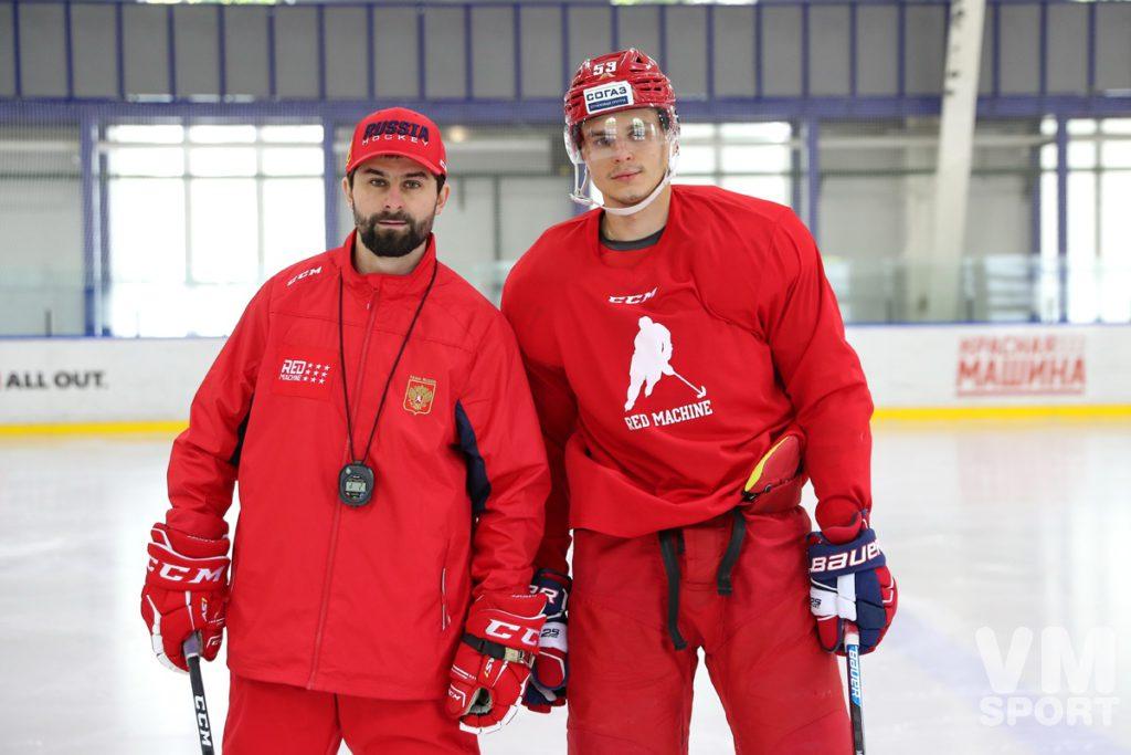 """Капризов и компания готовятся покорять вершины """"хоккейного Эвереста"""""""