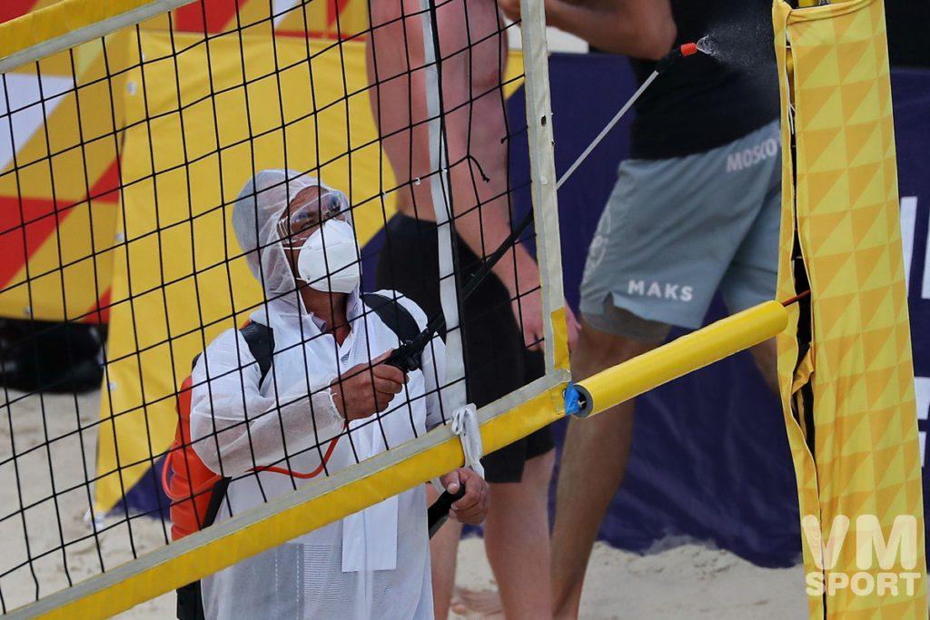 Пляжный волейбол – как глоток свежего воздуха