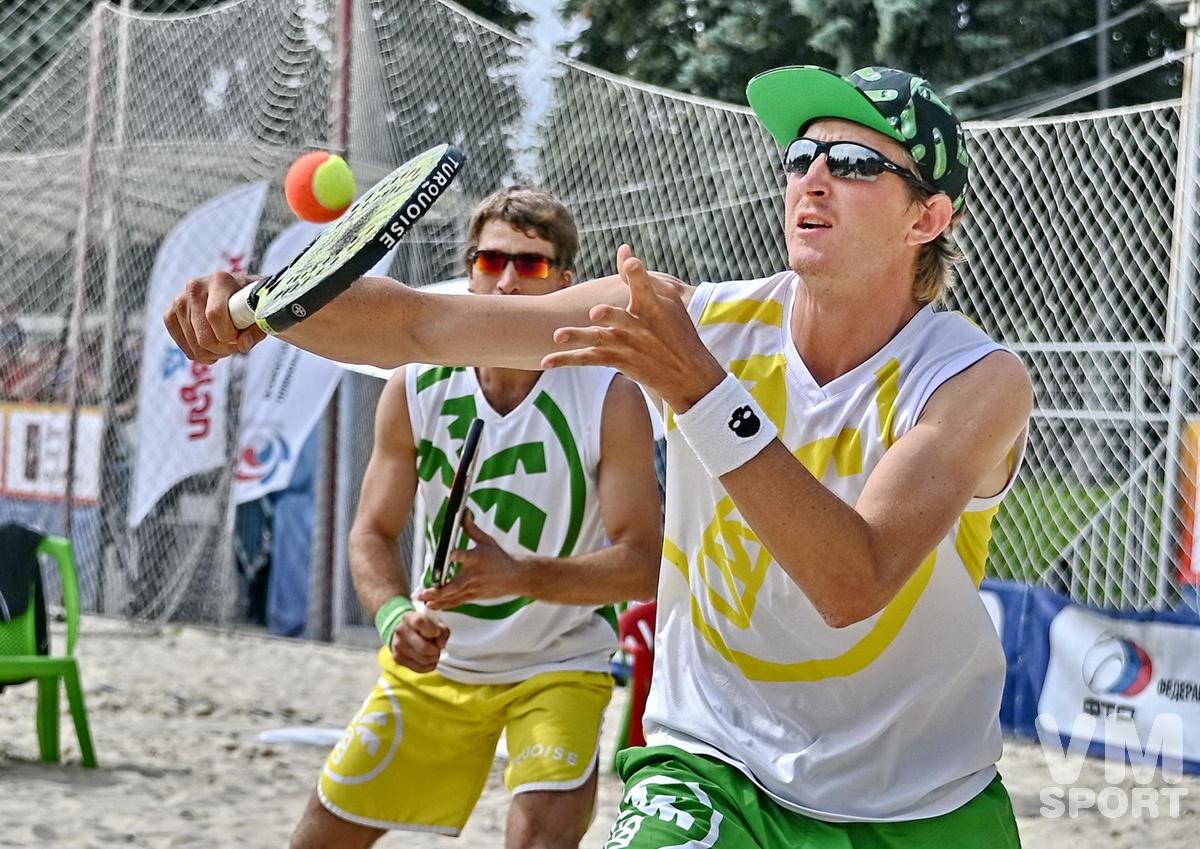 Кубок России по пляжному теннису-2020