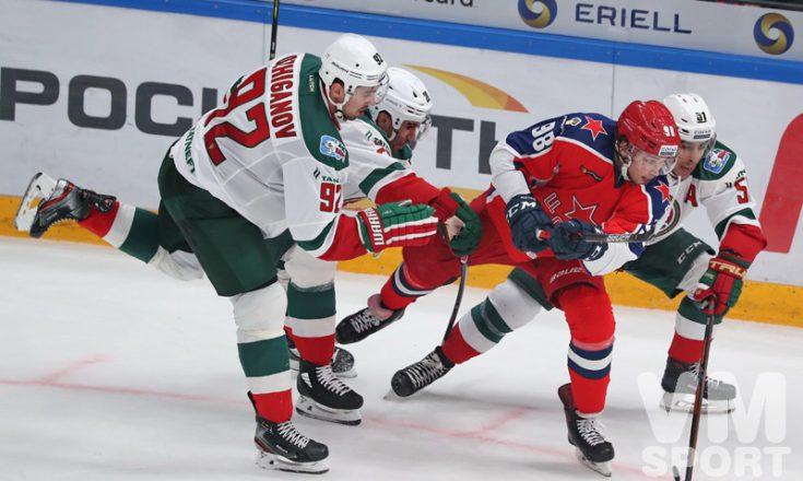 Старт сезона в КХЛ