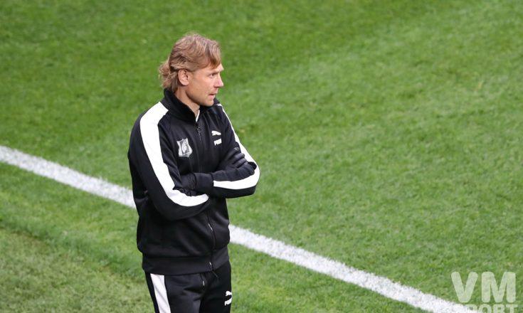 Валерий Карпин: «Хорошо играли до пенальти в наши ворота»