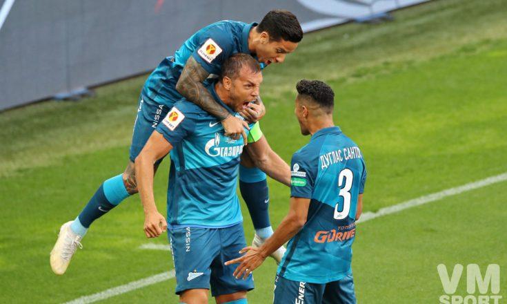 Лидеры отечественного футбола достойно открыли новый сезон