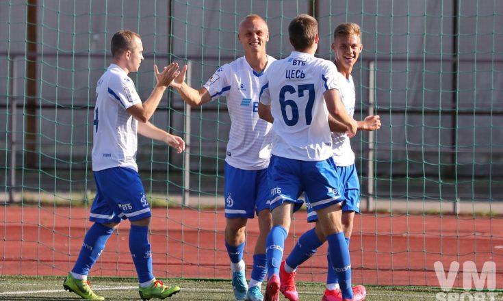 Синхронные победы двух «Динамо»