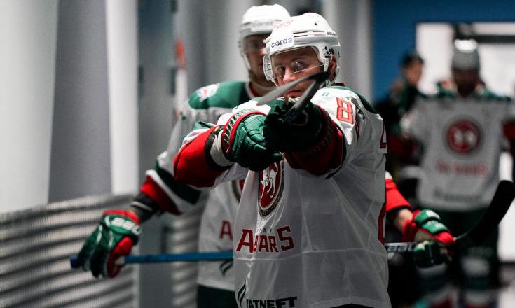 """Артём Лукоянов: """"Силовая борьба - украшение хоккея"""""""