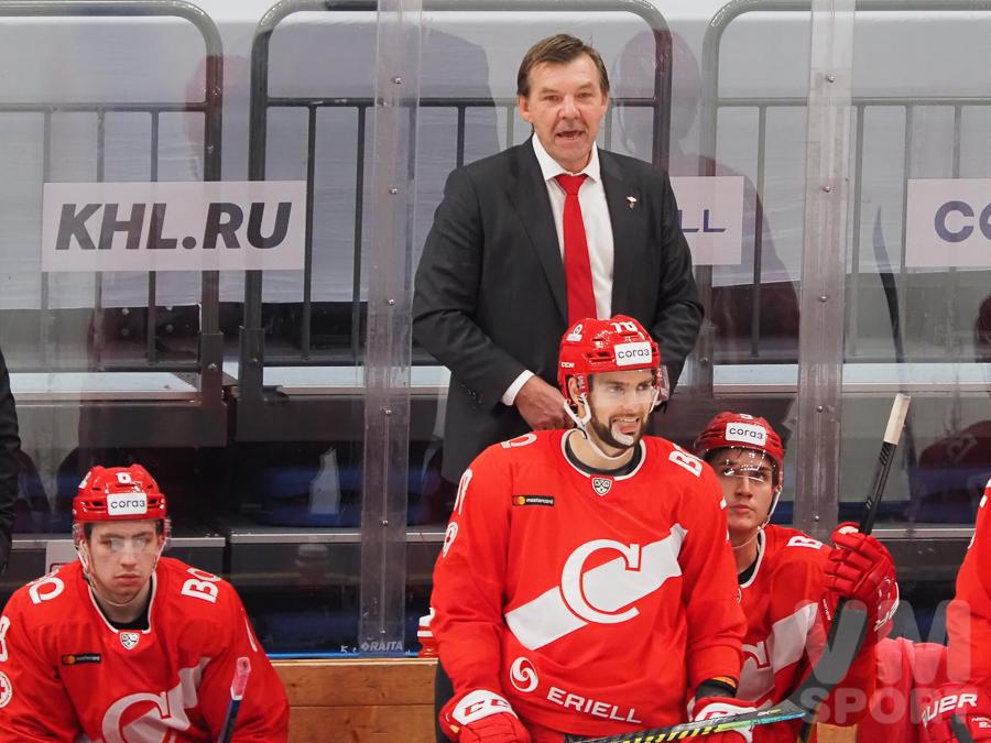 Олег Знарок: «Такие матчи нужно выигрывать в основное время»