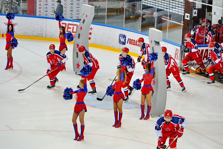 А в Рязани грибы с глазами и с хоккеем в порядке: ХК «Звезда» vs ХК «Рязань»