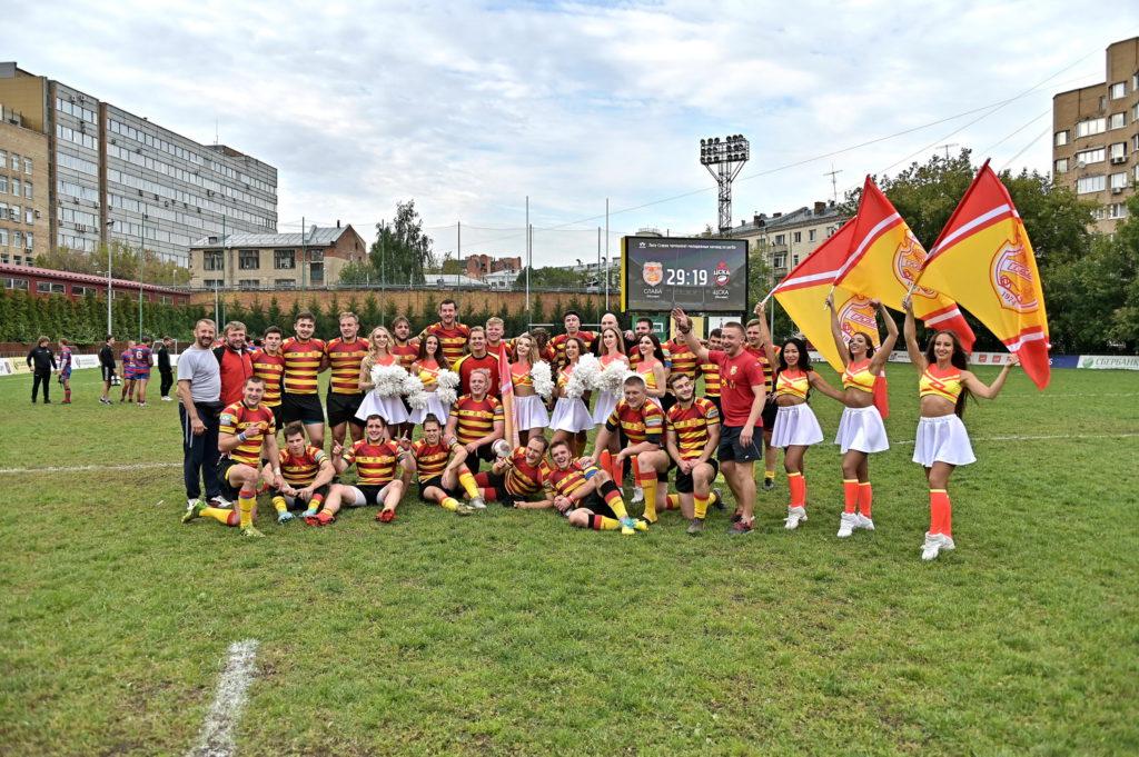 Московское дерби продолжила молодежь ЦСКА и «Славы». Результат тот же - зачет получила «Слава»