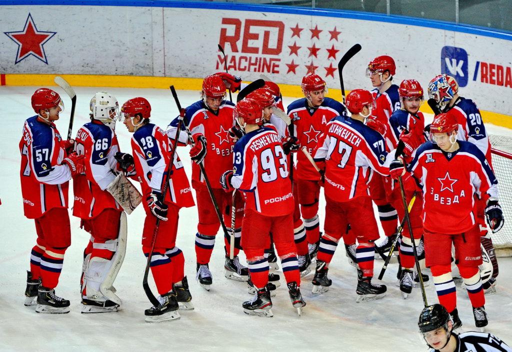 «Звезда» не даёт шанса «Рязани» в ЛДС ЦСКА