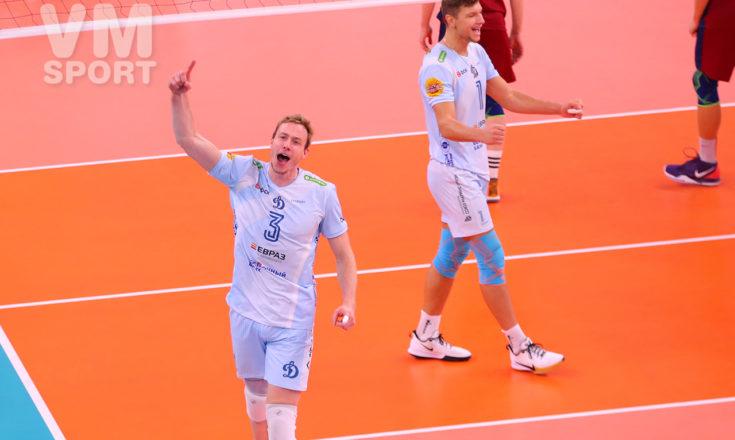 «Динамо» из Москвы выигрывает, из Ленобласти проигрывает, а питерский «Зенит» отправлен домой