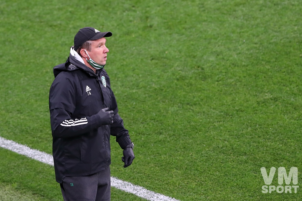 """Андрей Талалаев: """"После первого тайма мы могли вести 2:0 и спокойно собираться домой"""""""